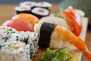 plateau sushi 64500 st jean de luz, plateau sushi pays basque, plateau sashimi maki arbonne, poisson pays basque, resto japonais st jeandeluz, japon pays basque