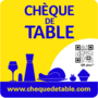 chèques de table